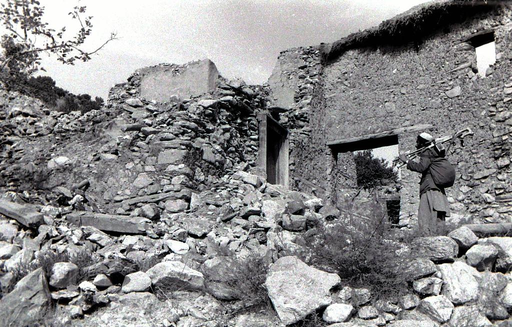 фото афганского кишлака пока