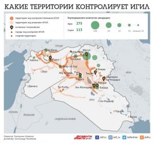 Территория ИГИЛ