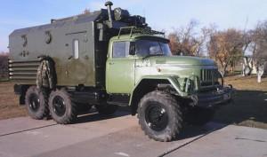 Армейская машина специального назначения