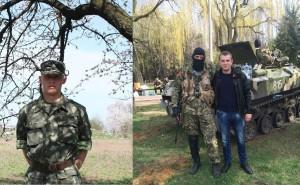 Один из дезертиров бригады, которые ныне воюет в «ДНР».