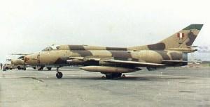 Су-22М-4 ВВС Перу