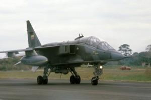 «Ягуар» – основной боевой самолет ВВС Эквадора долгое время