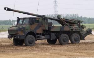 Прототип комплексу та експортні зразки монтуються на шасі Mercedes-Benz Unimog U 2450 6x6, варіант для французької армії — на Renault Sherpa 5 6x6 з додатковим бронюванням