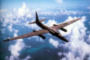 Локхид U-2. Самолет разведчик.