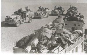 Британские патрули глубинной разведки в Африке. 1941 год.