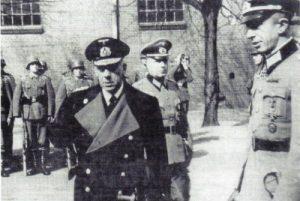"Адмирал Канарис - руководитель ""Абвер""."