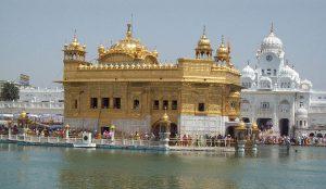 Золотий храм сикхів.