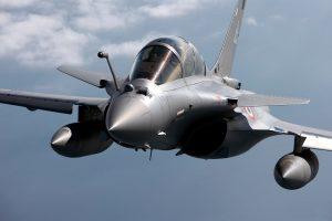 Rafale багатоцільовий винищувач ВПС Франції.