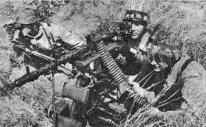 Диверсанты полка Бранденбург
